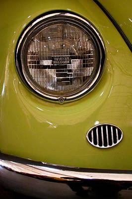 67 Photograph - 1967 Volkswagen Beetle 2 Door Sedan by David Patterson