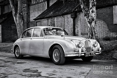 Photograph - 1968 Daimler by Tim Gainey