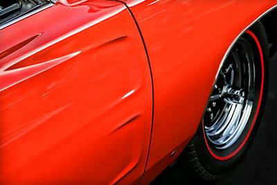 1969 Dodge Charger Rt Original by Gordon Dean II