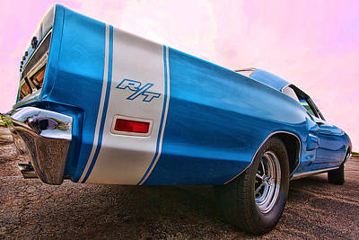 Photograph - 1969 Dodge Coronet Rt by Gordon Dean II