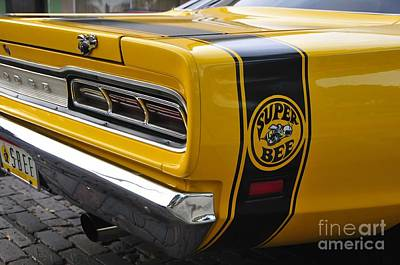 1969 Super Bee Art Print