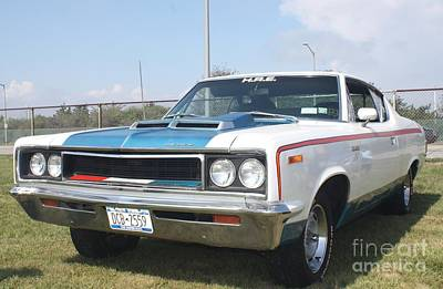 Photograph - 1970 Amc American Rebel by John Telfer