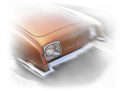 Classic Golf - 1970 Avanti II by Ron Long