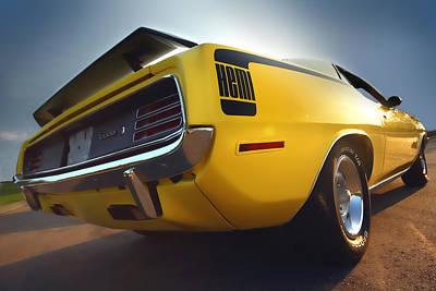 1970 Hemi 'cuda  Original by Gordon Dean II