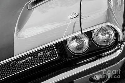 Photograph - 1971 Challenger by Dennis Hedberg