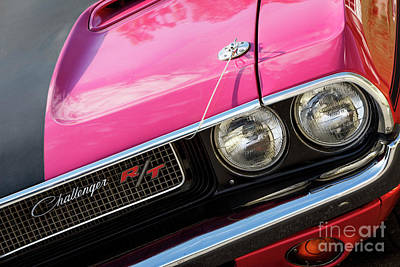 Photograph - 1971 Dodge Challenger by Dennis Hedberg