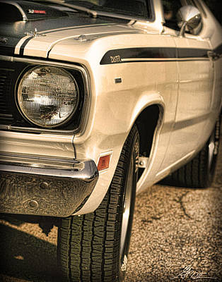 1971 Plymouth Duster 340 Four Barrel Original
