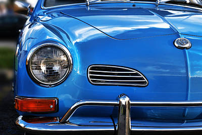 Photograph - 1971 Volkswagen Karmann Ghia by Gordon Dean II