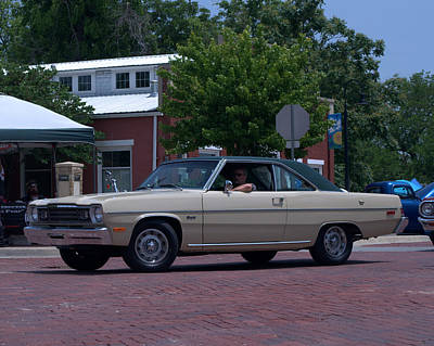 Photograph - 1972 Plymouth Scamp by Tim McCullough