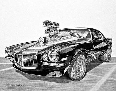 1973 Camaro Z28 Original