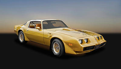 Photograph - 1979 Pontiac Firebird Trans Am   -  1979pontiac6316 by Frank J Benz