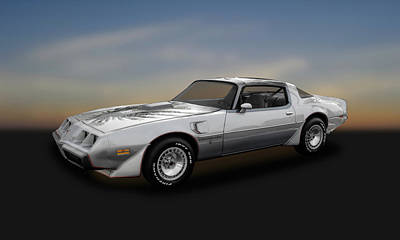 Photograph - 1979 Pontiac Firebird Trans Am 10th Anniversary  -  79pont985 by Frank J Benz
