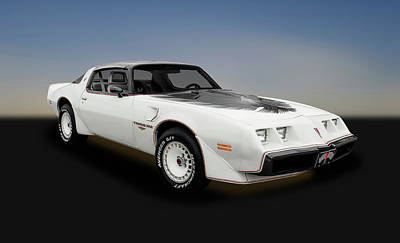 Photograph - 1980 Pontiac Firebird Trans Am  -  1980transam_1_153799 by Frank J Benz