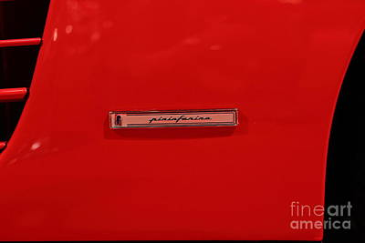 Photograph - 1986 Ferrari Testarossa - 5d20023 by Home Decor