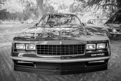 Chevrolet Monte Carlo Art Fine Art America