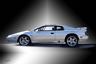 1988 Lotus Esprit Turbo Hc Art Print by Dave Koontz