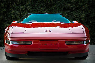 Photograph - 1994 Like New Vette by  Onyonet  Photo Studios