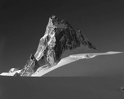 Photograph - 1m2716-bw Sunrise On Pigeon Spire by Ed Cooper Photography