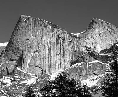 Photograph - 1m6757a Quarter Domes Yosemite by Ed Cooper Photography