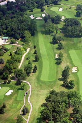 Photograph - 16th Hole Sunnybrook Golf Club by Duncan Pearson
