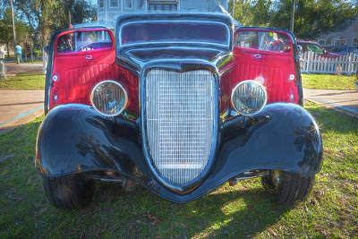 Photograph - 1934 Ford Hot Rod  by Rich Franco