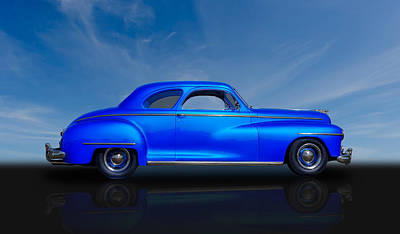 Photograph - 1947 Dodge by Frank J Benz