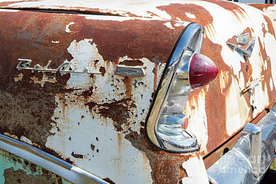 Photograph - 1956 Chevy Bel Air by Kevin McCarthy