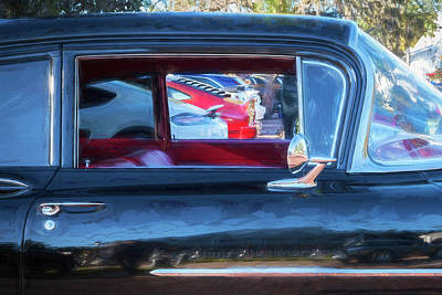 Chevrolet Biscayne Photograph - 1959 Chevrolet Biscayne   by Rich Franco
