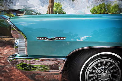 Pontiac Catalina Wall Art - Photograph - 1965 Pontiac Catalina Coupe Painted  by Rich Franco