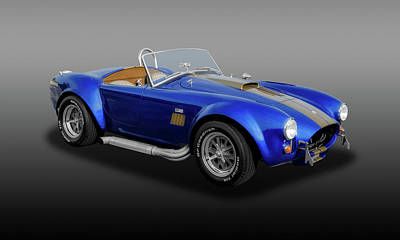 Photograph - 1965 Shelby Cobra - 427 by Frank J Benz