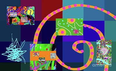 Digital Art - 7-18-2015dabcdefghijklmnopqrtuvwxyzabcdefgh by Walter Paul Bebirian