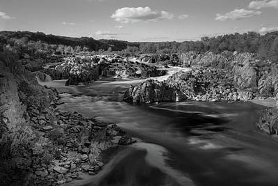 Photograph - A Day In The Life Of A River by Michael Balen