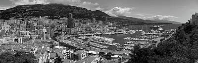 Photograph - A View Of Monte Carlo by Pixabay