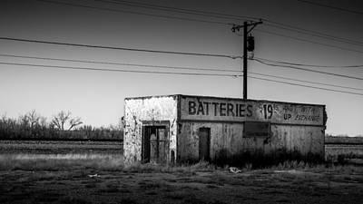 Failing Photograph - Abandoned Places by Jon Manjeot