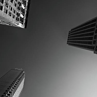 Photograph - Abstract Architecture - New York by Shankar Adiseshan