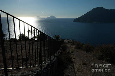 Lipari Photograph - Aeolian Islands From Lipari. by Massimo Lama