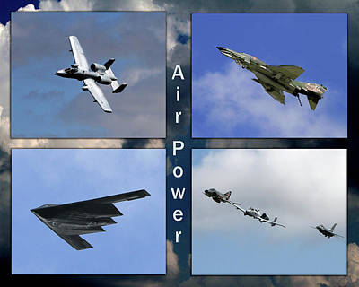 Photograph - Air Power by John Freidenberg