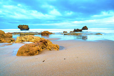 Photograph - Aireys Inlet by Max Neivandt