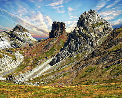 Photograph - Aisa Valley Scenic by Anthony Dezenzio