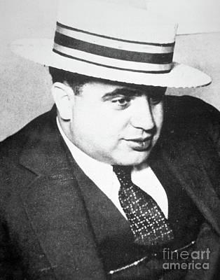 Dapper Wall Art - Photograph - Al Capone by American School