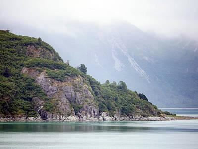 Photograph - Alaskan Coast by Paul Ross