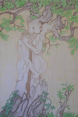 Quadri Painting - Albero La Vita by Orazio Scilimpa