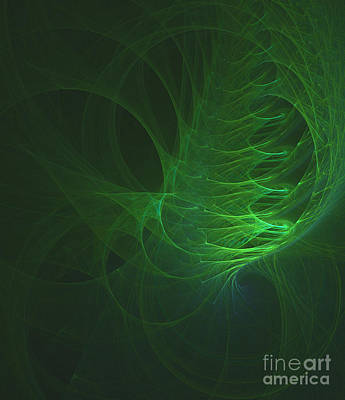 Science Fiction Royalty-Free and Rights-Managed Images - Alien Sinew by Raphael Terra