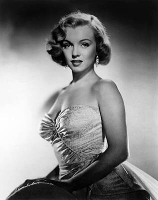 1950s Movies Photograph - All About Eve, Marilyn Monroe, 1950 by Everett