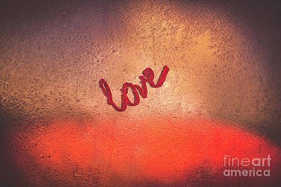 Photograph - All You Need Is Love by Anna Om