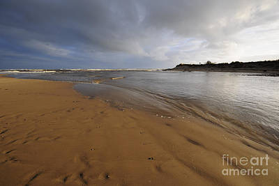 Northumberland Photograph - Alnmouth by Smart Aviation