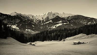 Photograph - Alpine Beauty by Unsplash