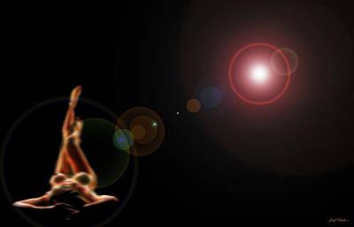 Digital Art - Altum Somnia by Sir Josef - Social Critic -  Maha Art