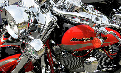 Photograph - Americade by Mark Alesse