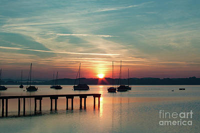 Germany Photograph - Ammersee by Nichola Denny